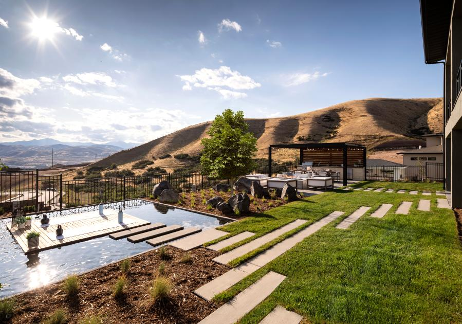 Toll Brothers - Canyon Point at Traverse Mountain - The Cascade Collection Photo