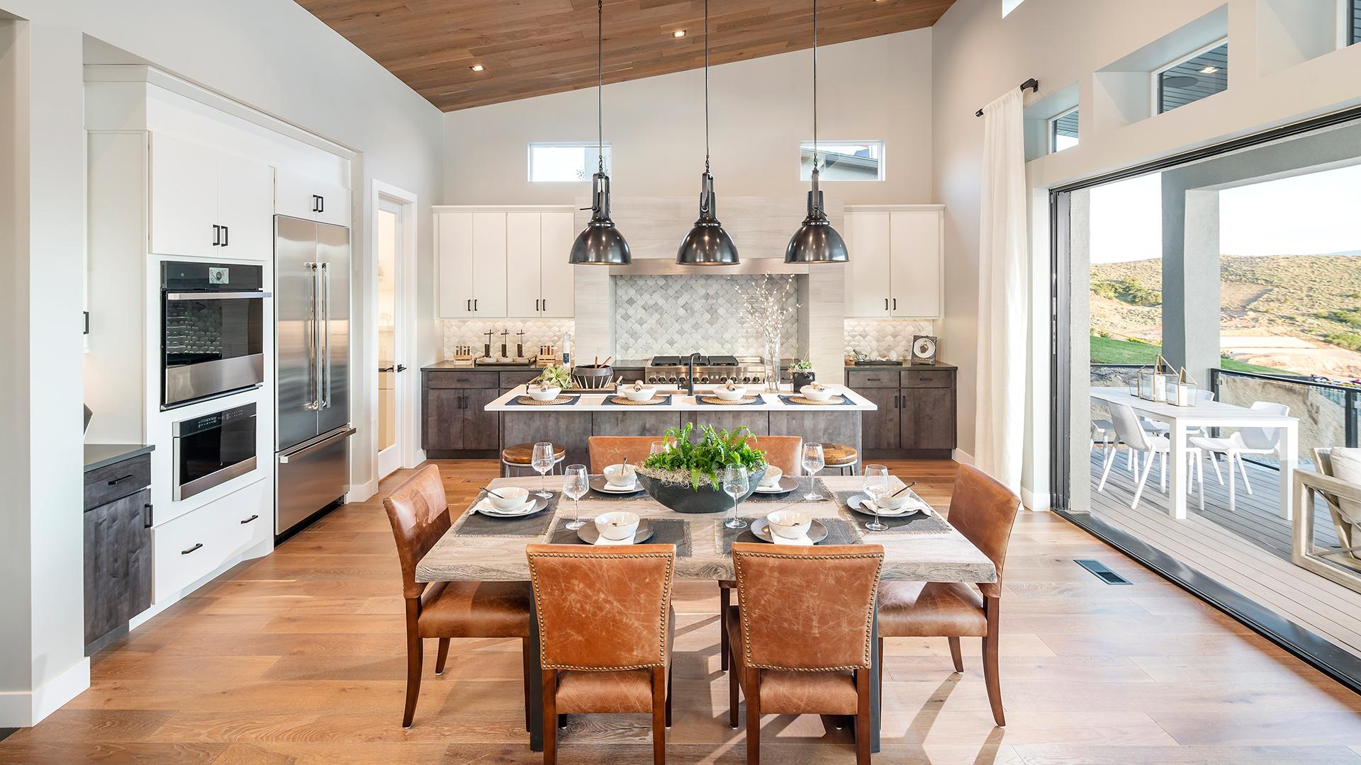 Award-winning Ashton home design kitchen