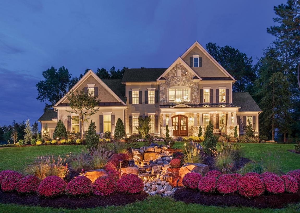 Gorgeous single-family homes