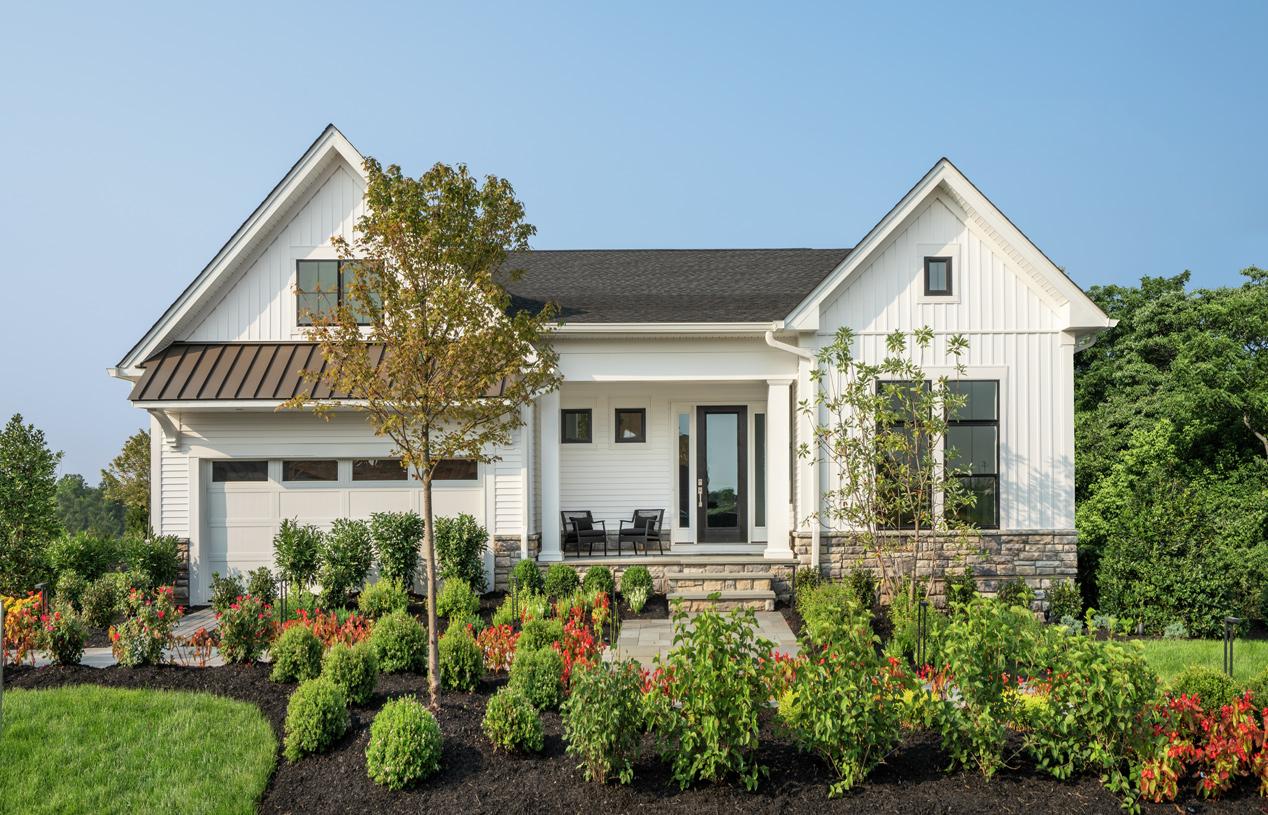 Bowan -  Modern Farmhouse