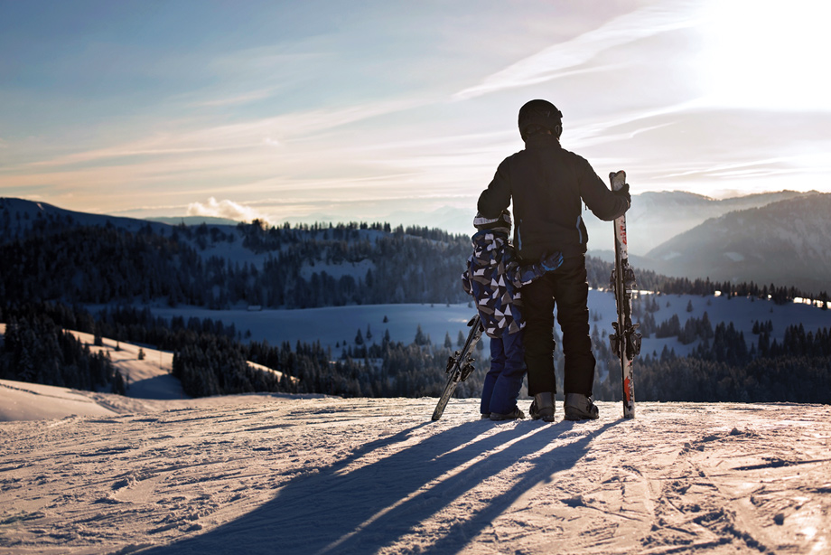 Numerous world-renowned ski resorts are a short drive from Regency at Caramella Ranch