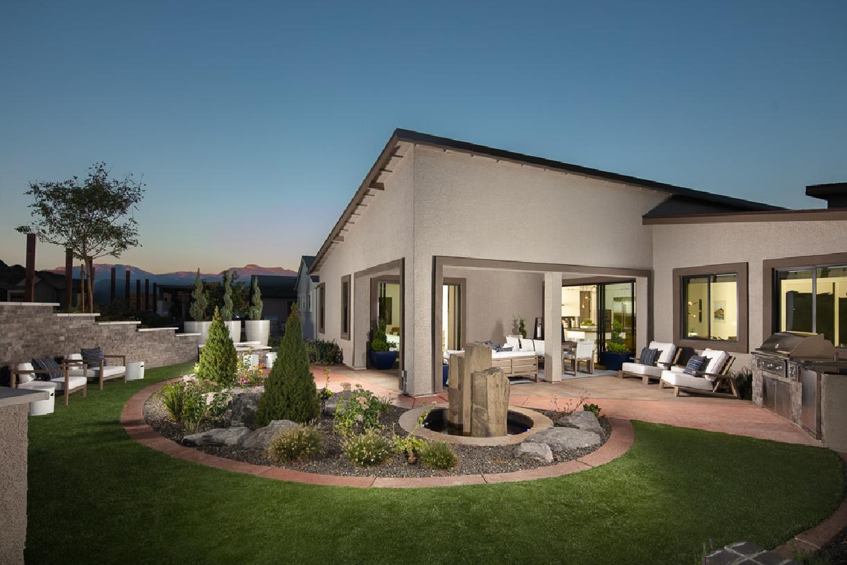 Cambria  elite backyard