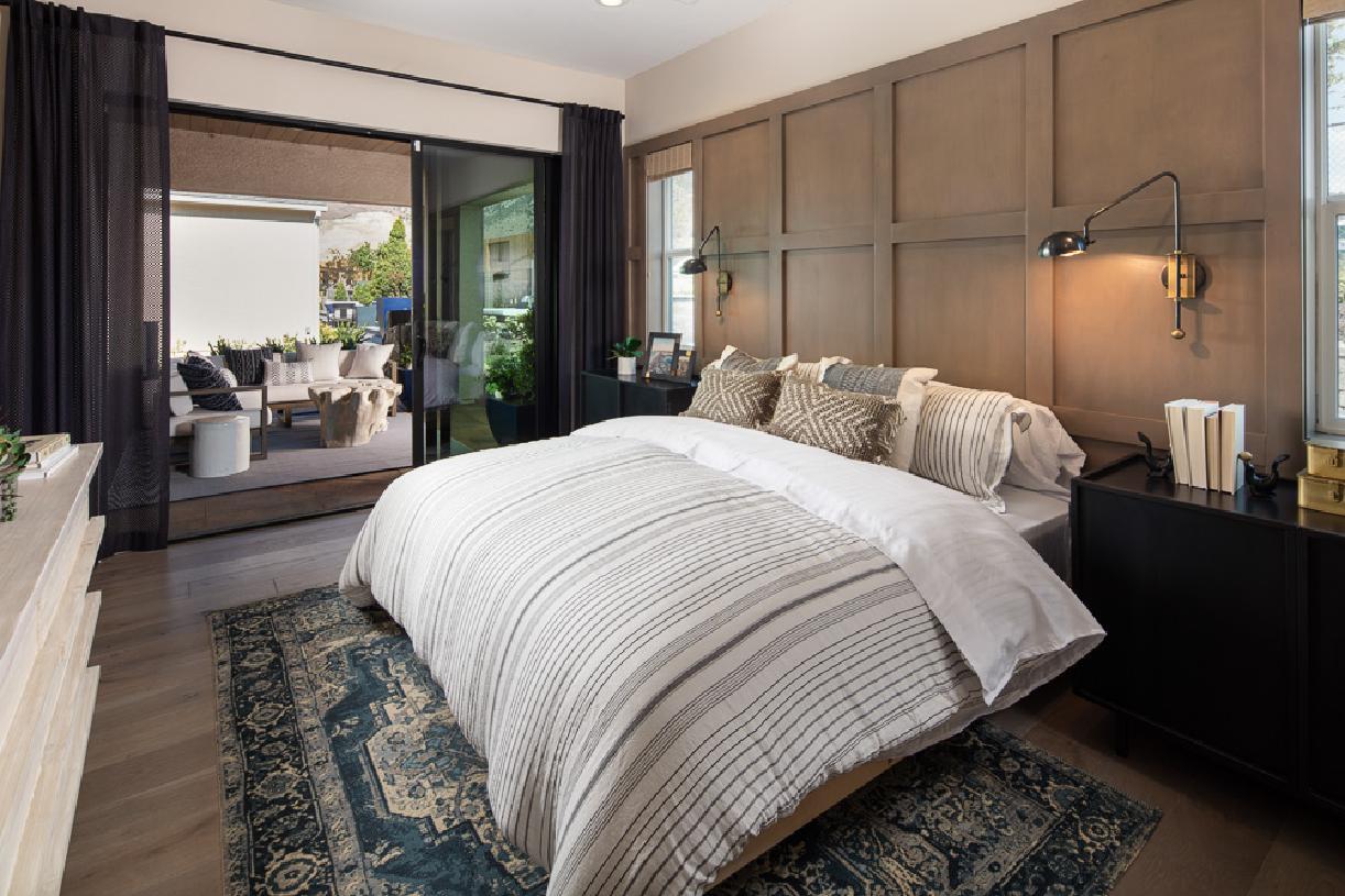 Cambria  Elite primary bedroom