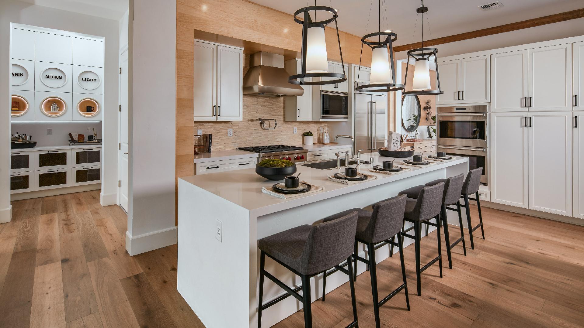 Avondale gourmet kitchen