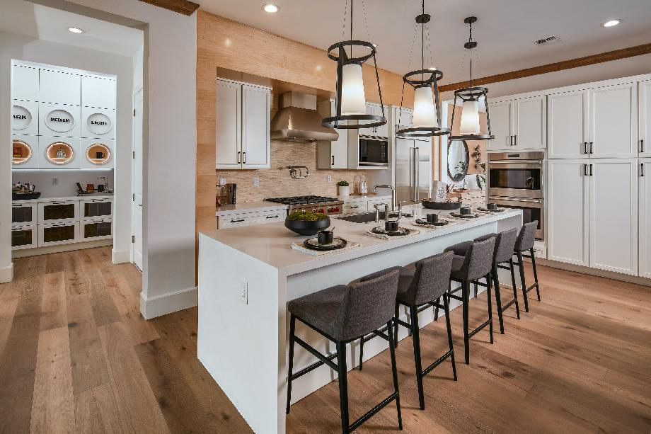 Toll Brothers - Regency at Caramella Ranch - Mayfield Collection Photo