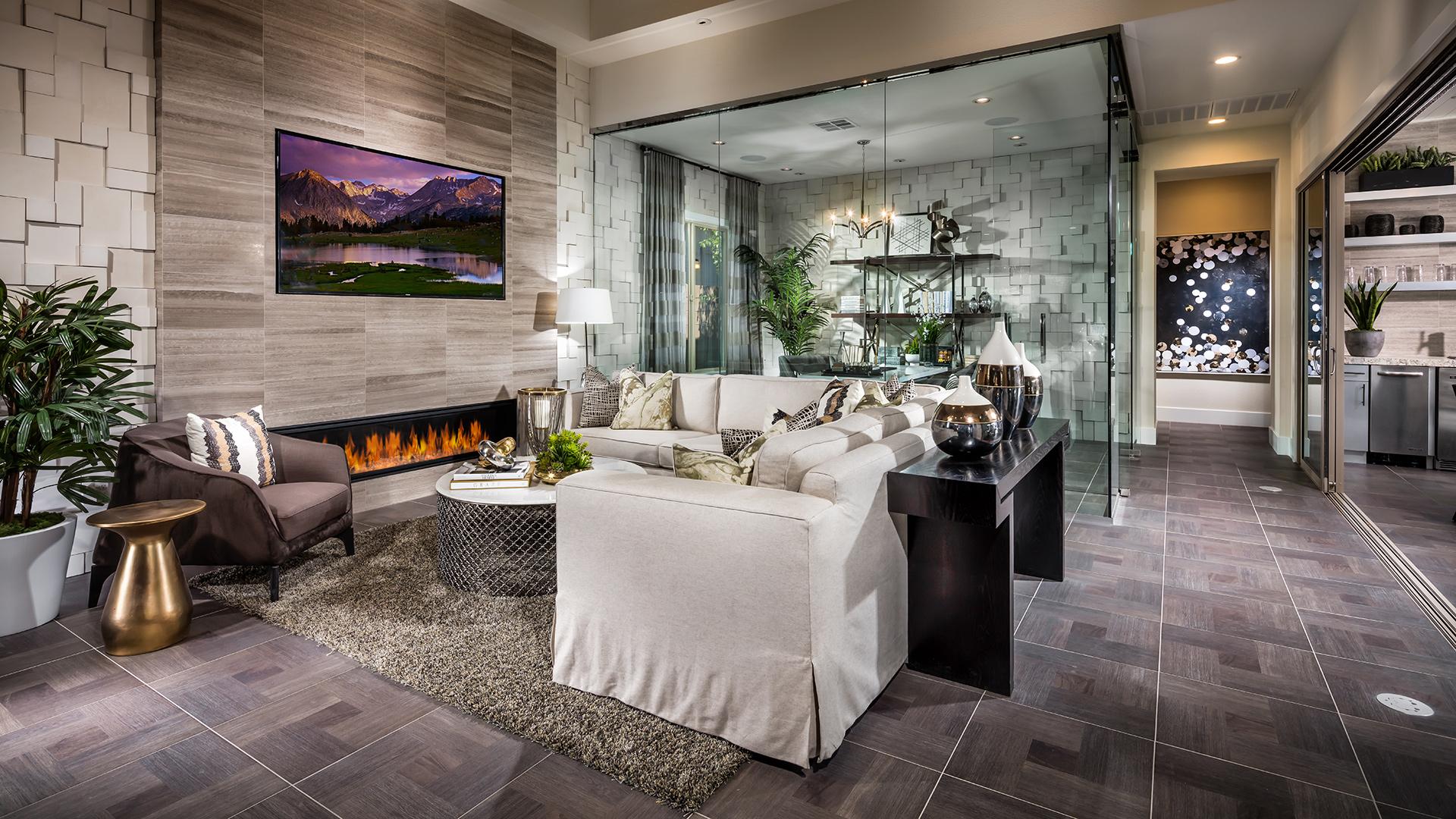 Enjoy spacious open-concept living spaces