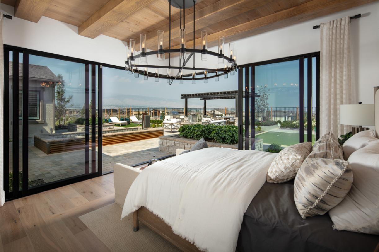 Avondale dual primary bedroom suite