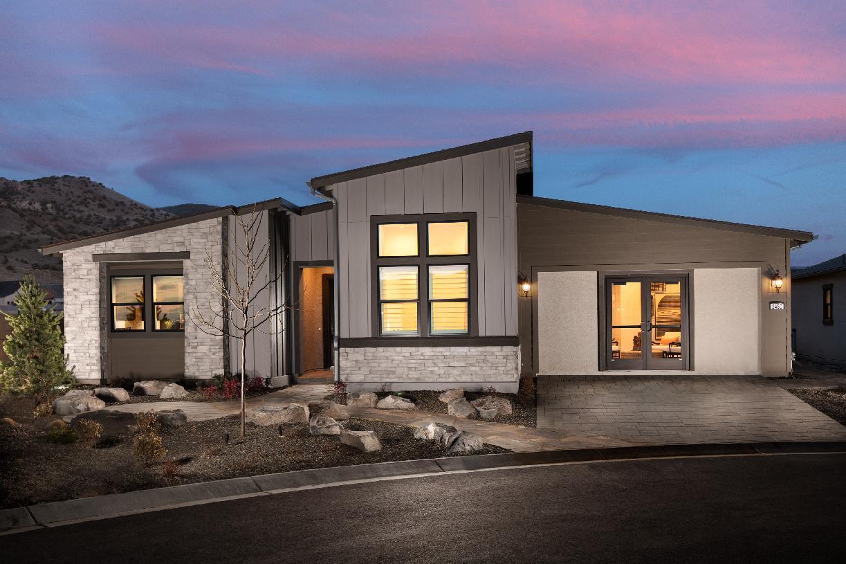 Yardley Modern Ranch