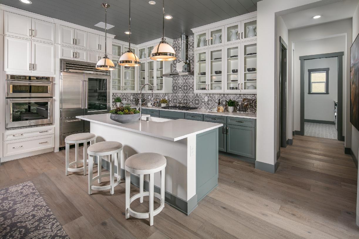Gramercy gourmet kitchen