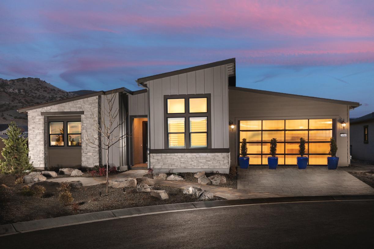 Yardley -  Modern Ranch