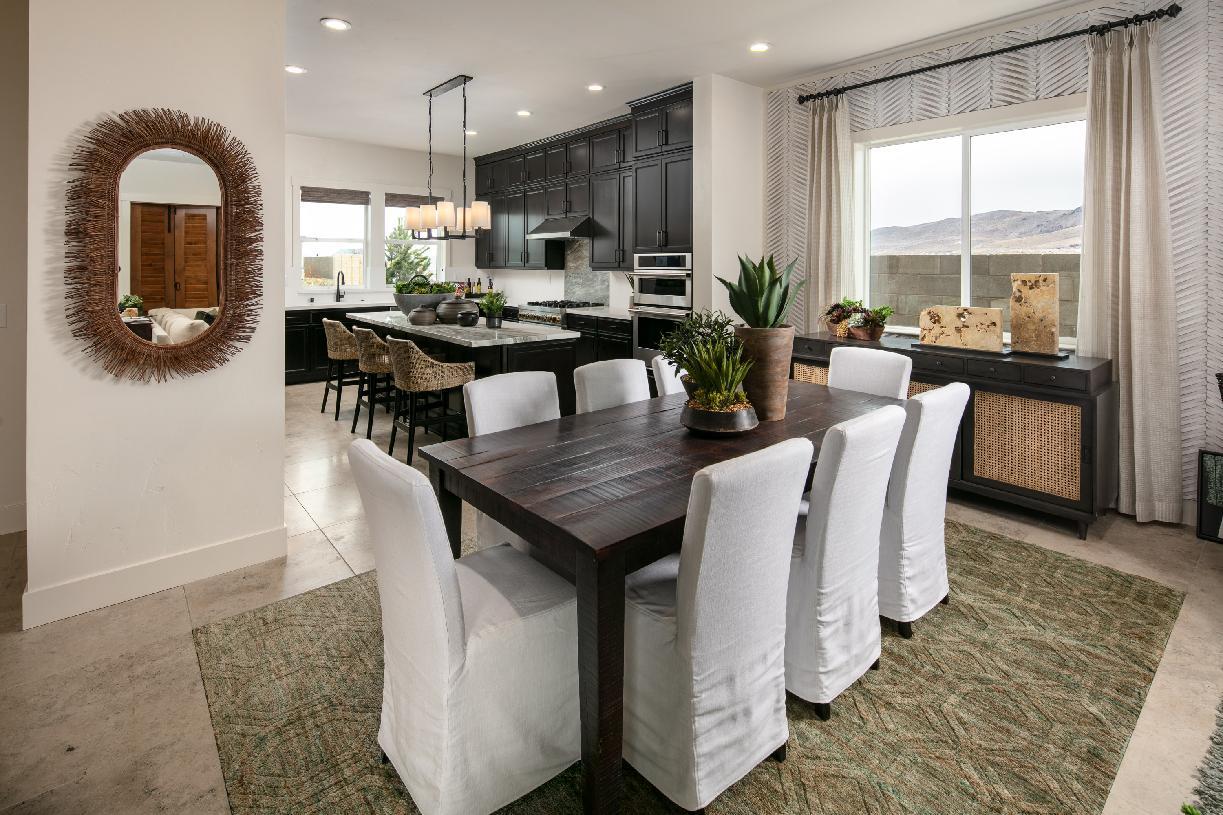 Yardley Elite dining room