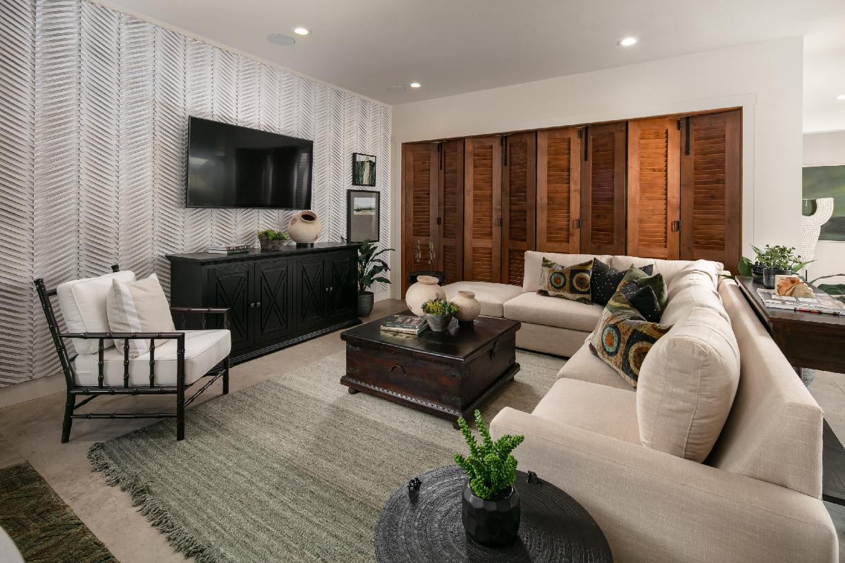 Yardley Elite great room