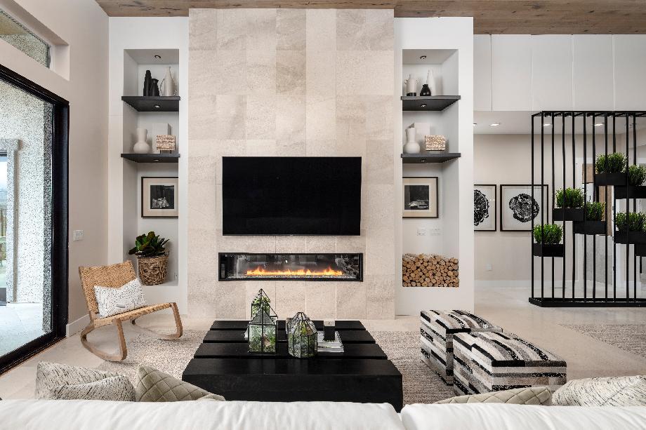 Sarona great room