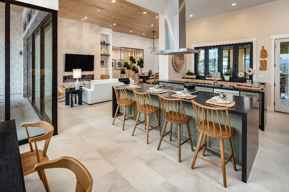 Sarona gourmet kitchen
