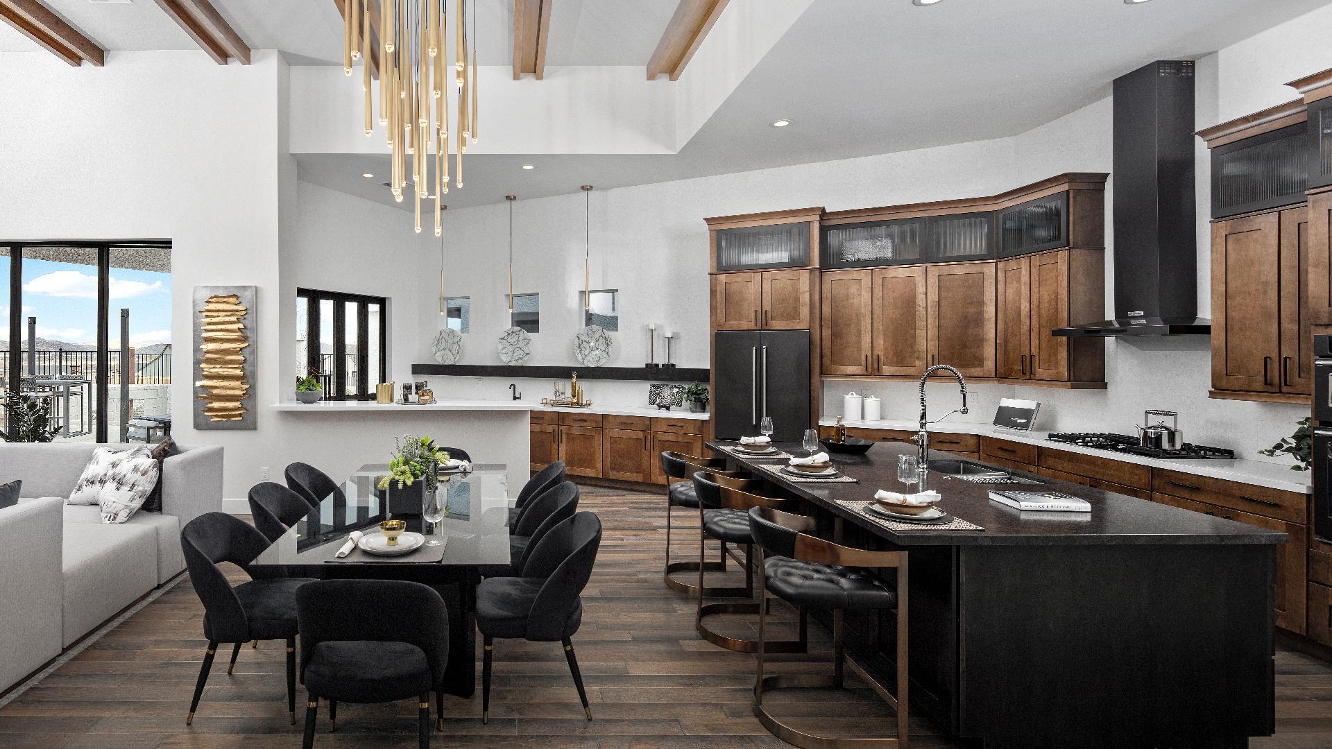 Austin gourmet kitchen