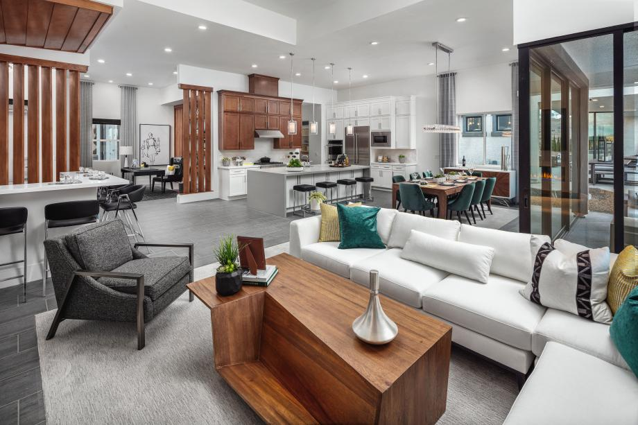 Toll Brothers - Edgeworth at Caramella Ranch Photo