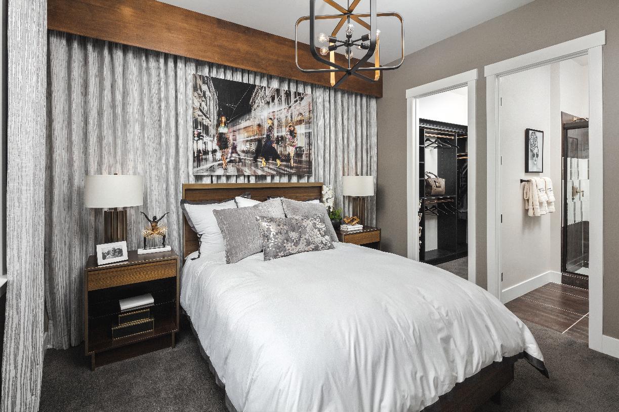 Austin secondary bedroom