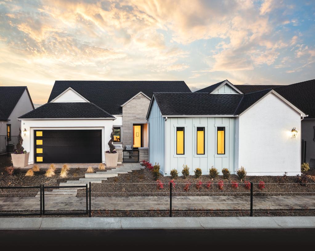 Halsey -  Modern Farmhouse