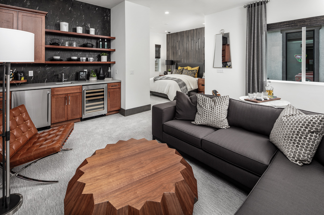Halsey spacious multi-gen suite