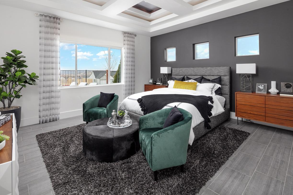 Halsey primary bedroom suite