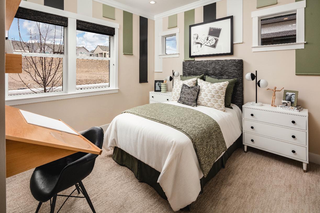 Sarona secondary bedroom