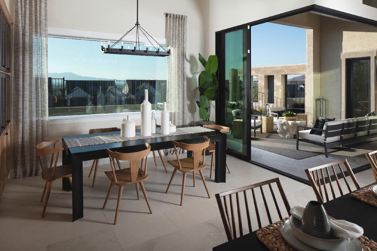 Sarona casual dining and patio