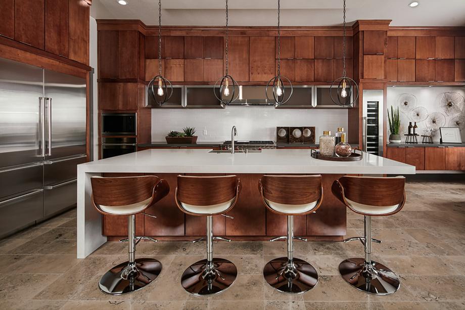 Baldwin gourmet kitchen