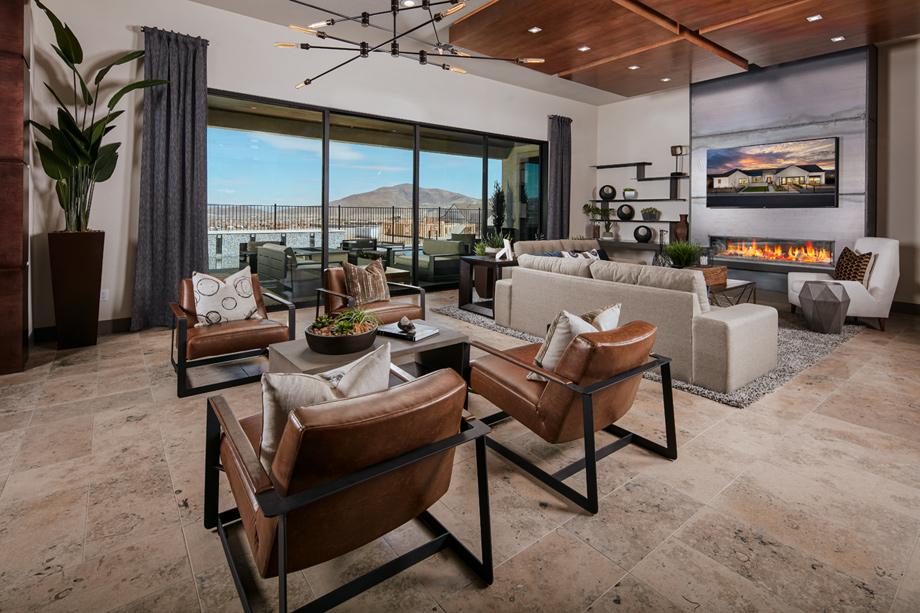 Baldwin open-concept great room