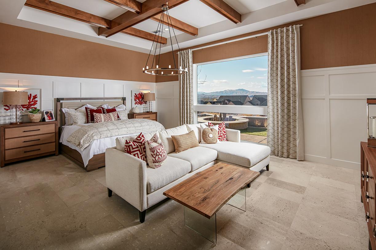 Clairmont primary bedroom suite
