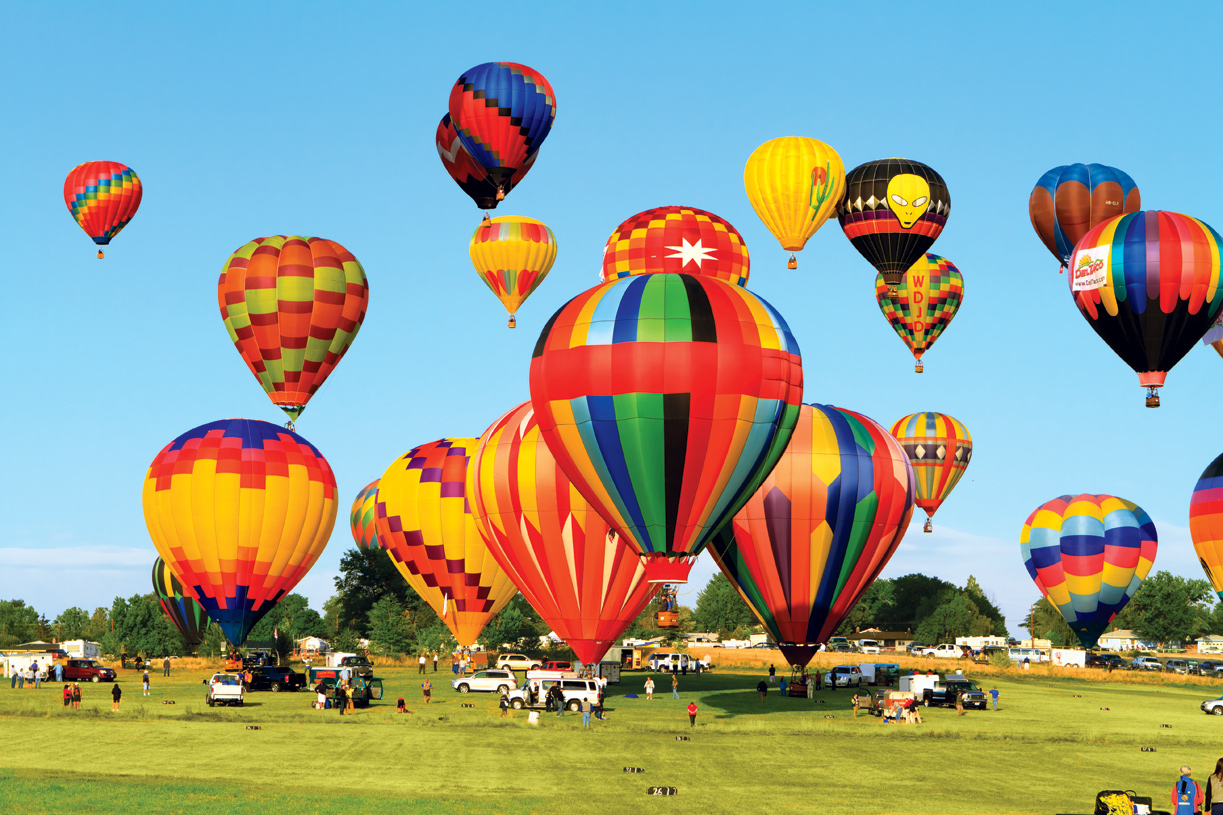 Enjoy year-round events including the Great Reno Balloon Race