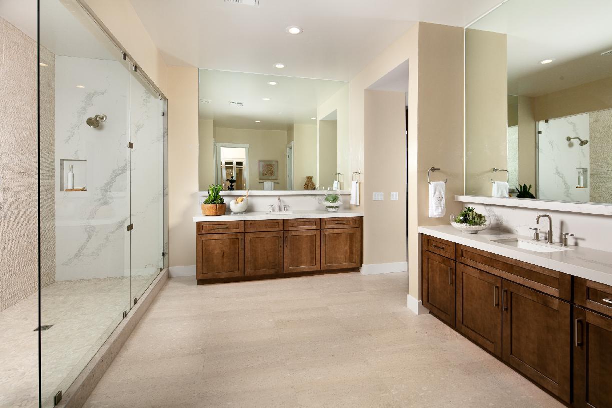 Clairmont primary bathroom