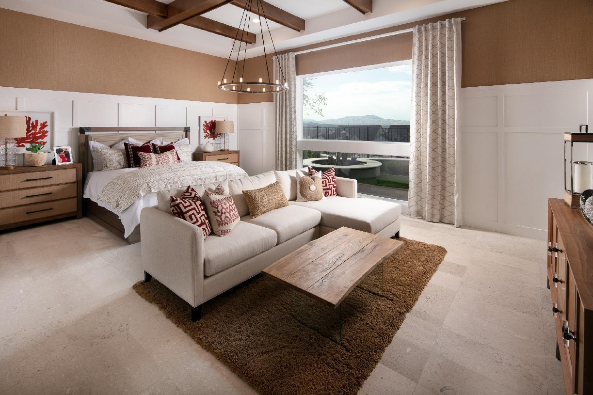 Clairmont primary bedroom
