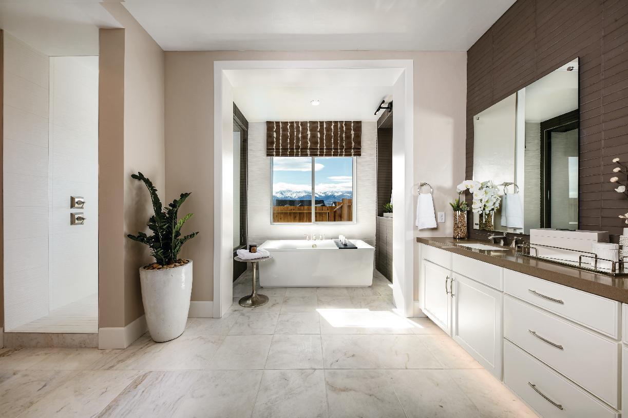 Stratford primary bathroom