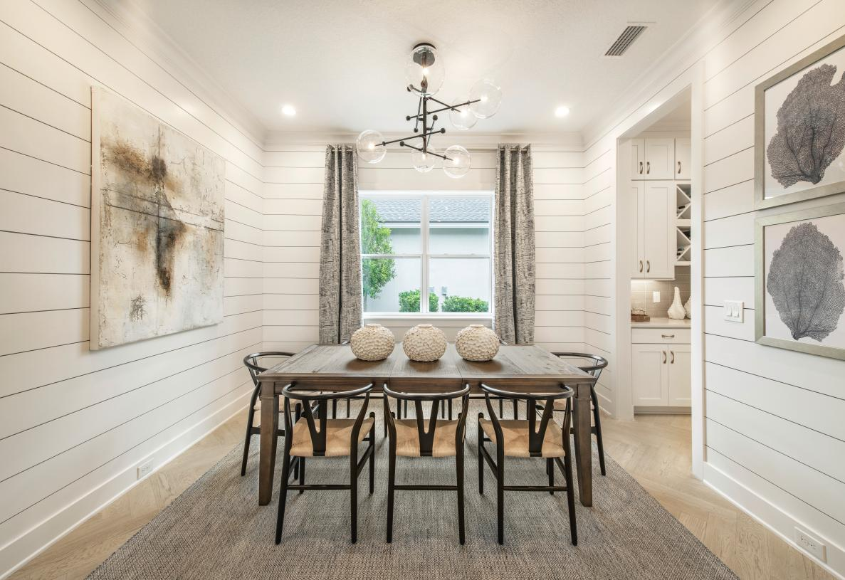 Dining areas with butler pantry perfect for entertaining