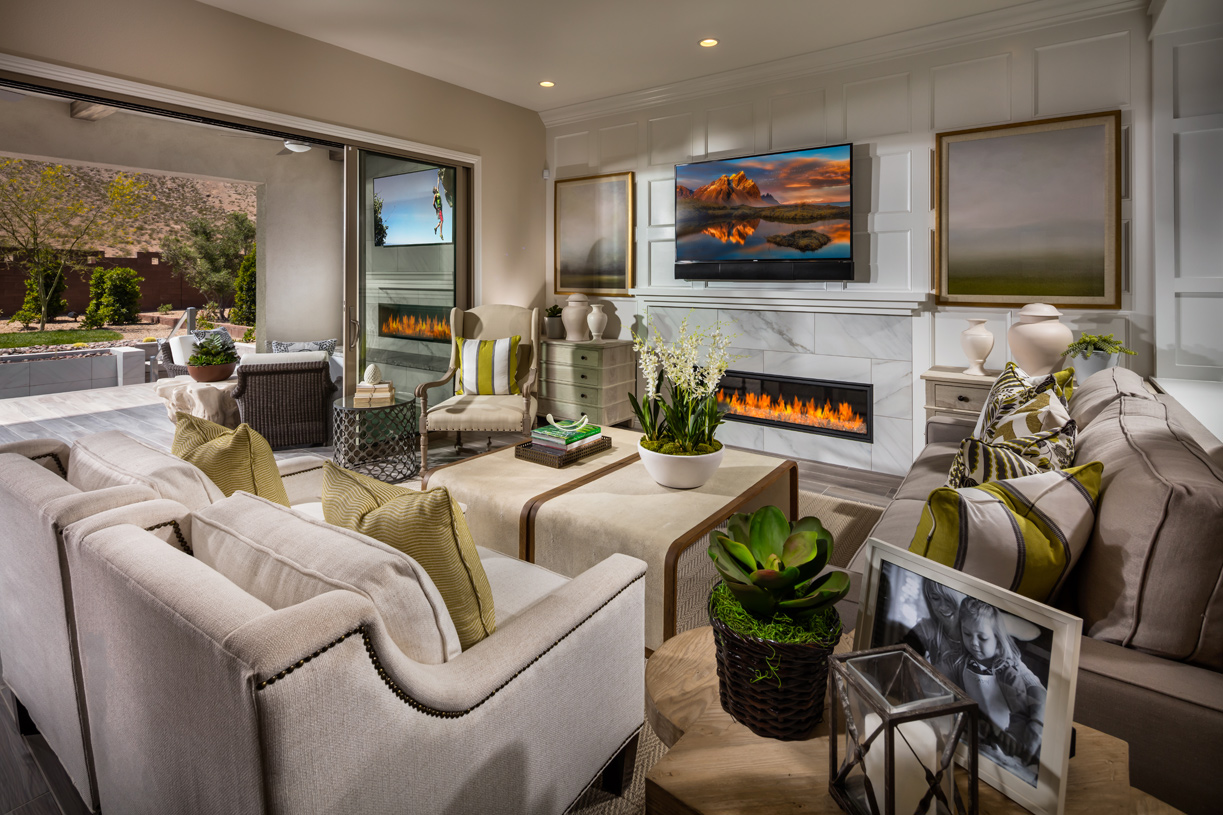 New Homes In Las Vegas Nv New Construction Homes Toll