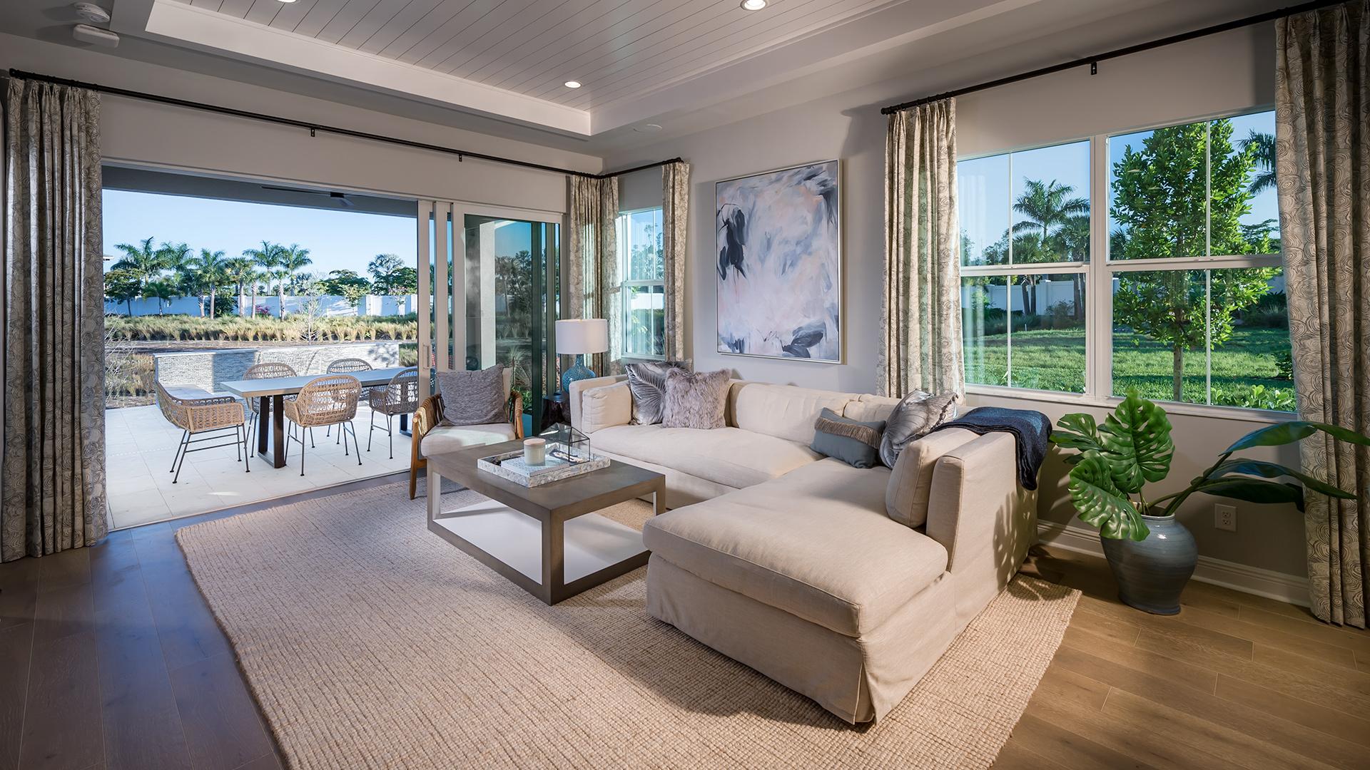 Indoor and outdoor living