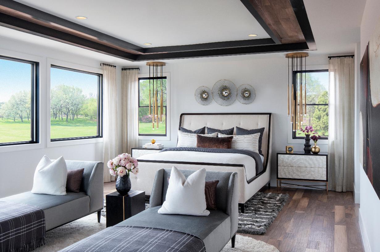 Warhol primary bedroom suite