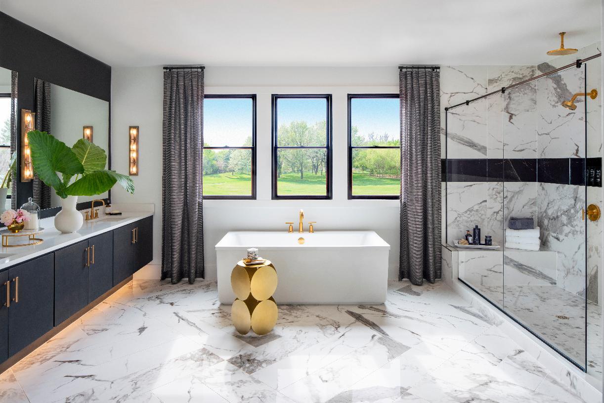 Warhol primary bath