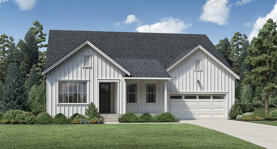 Toll Brothers - Ten Trails - Evergreen Collection Photo