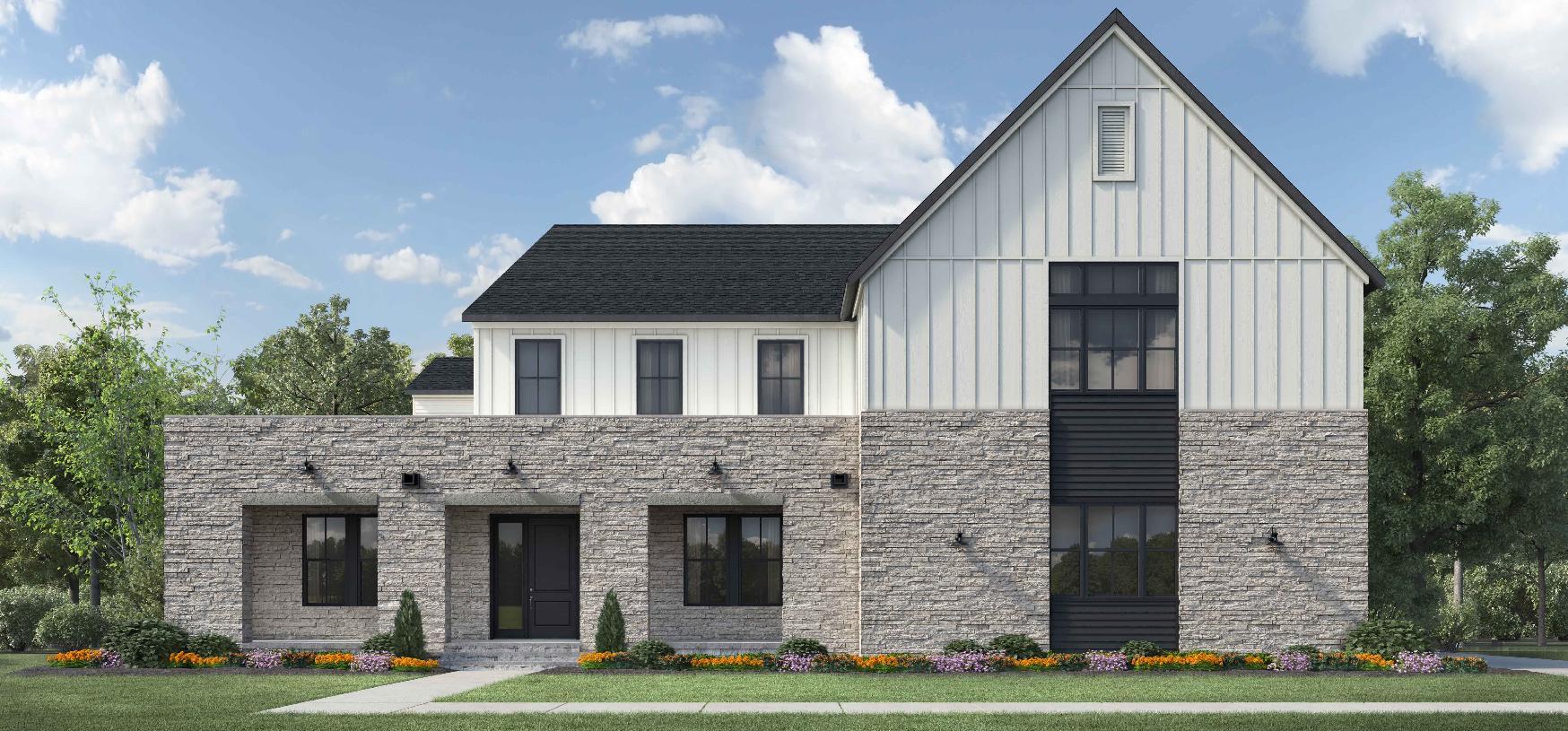Wyeth -  Modern Farmhouse