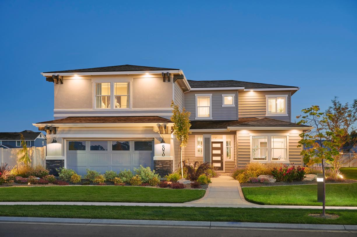 Inspired exterior finishes