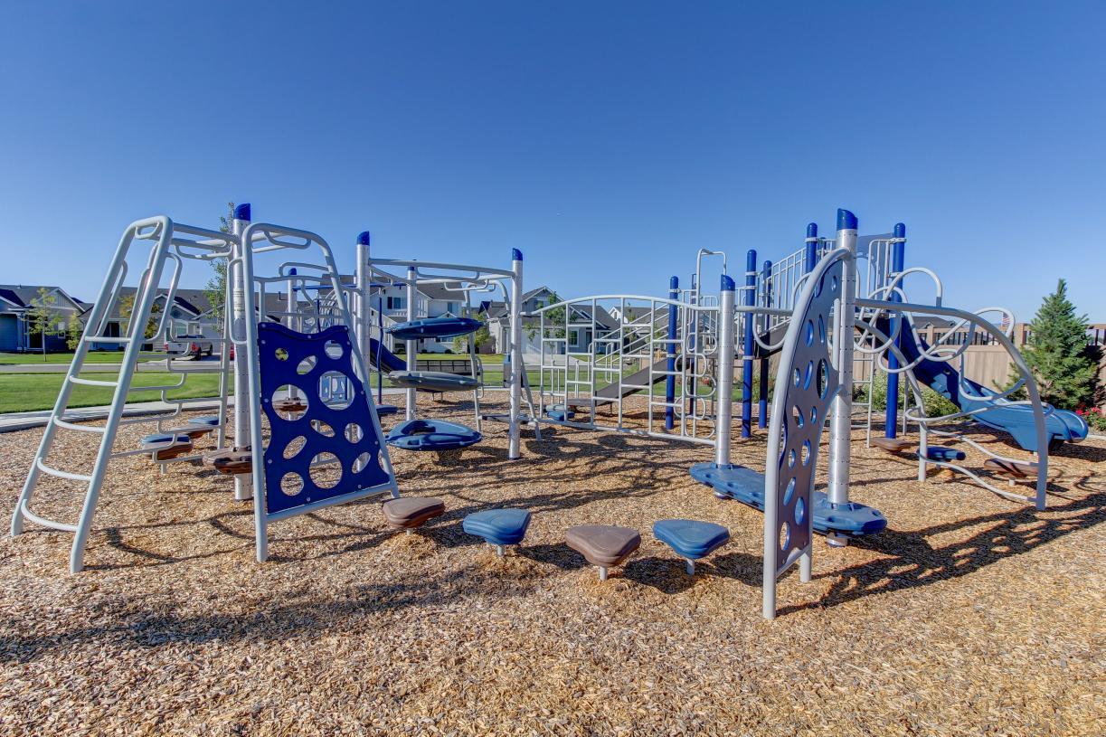 Make fun memories at the community playground