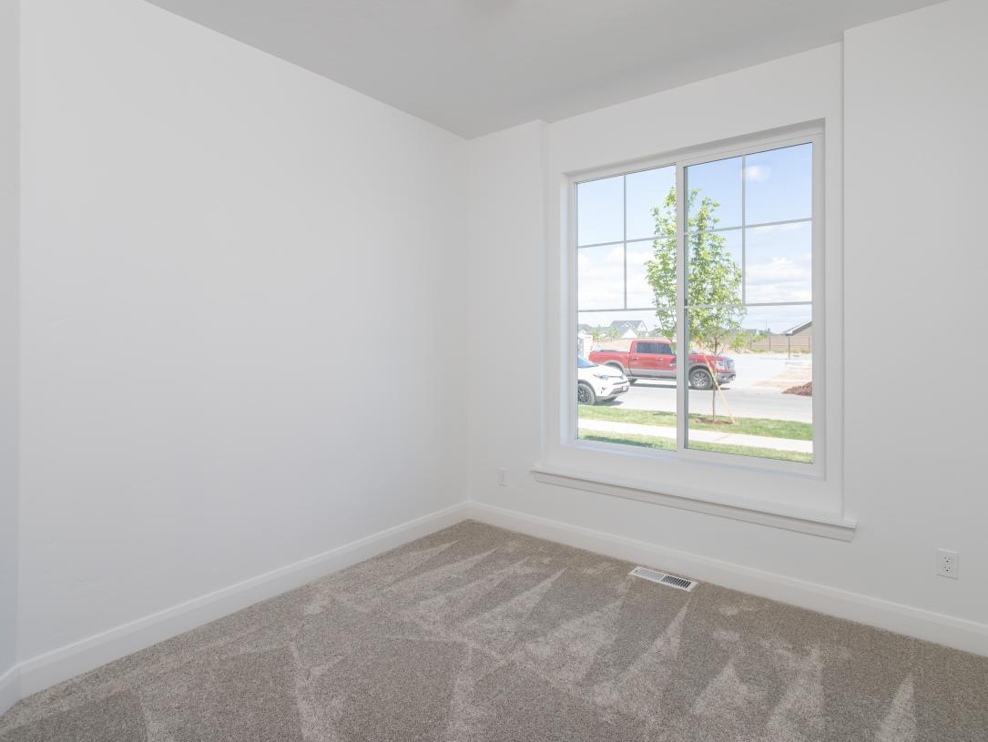 Convenient, front secondary bedroom