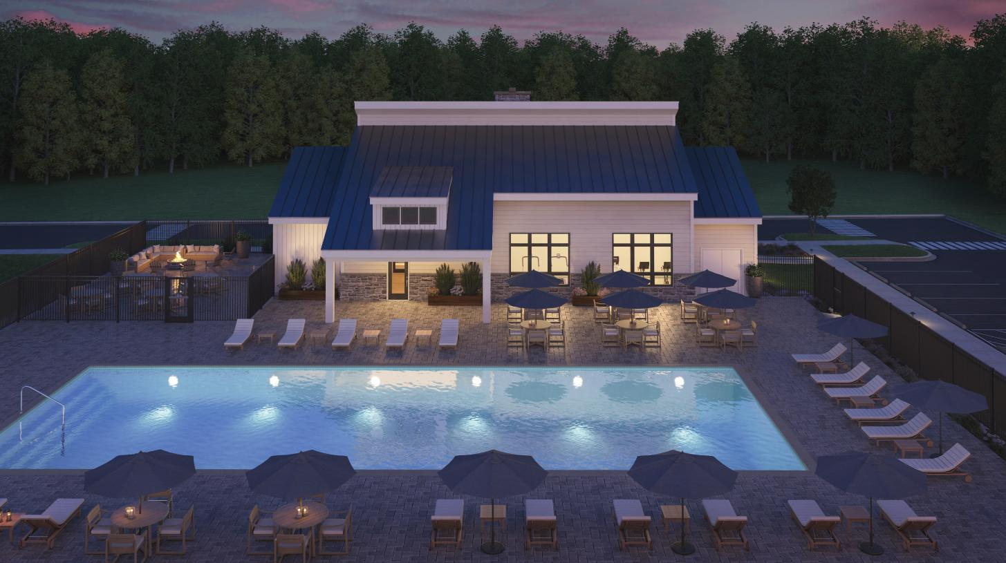 Take advantage of the onsite amenities at Franklin Station