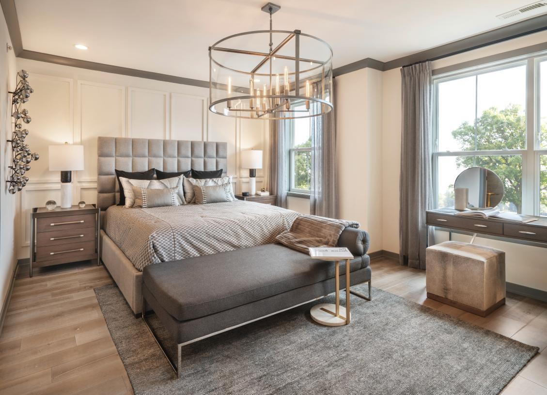 Marvelous primary bedroom suite