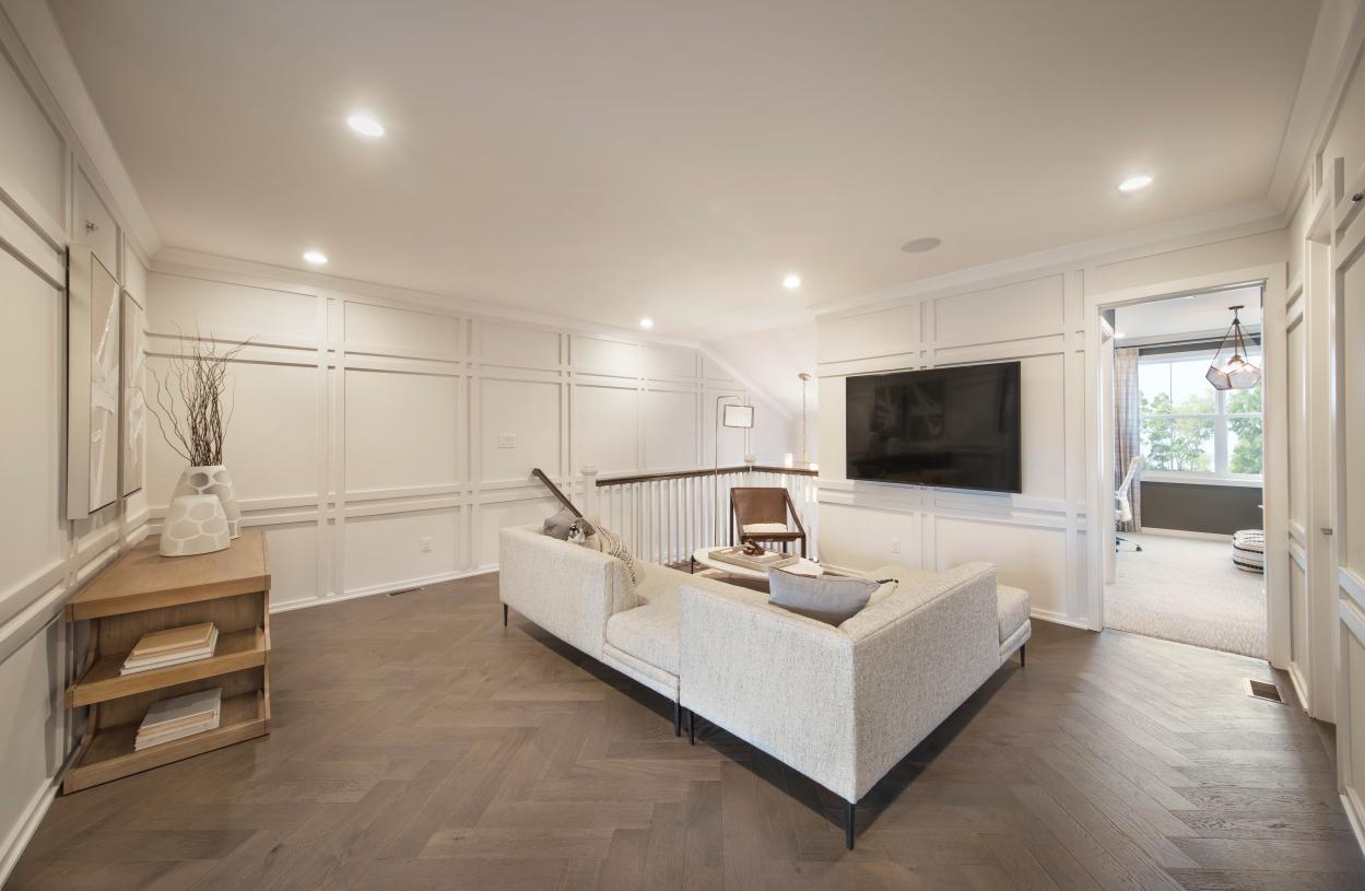 Loft offers flexible living space