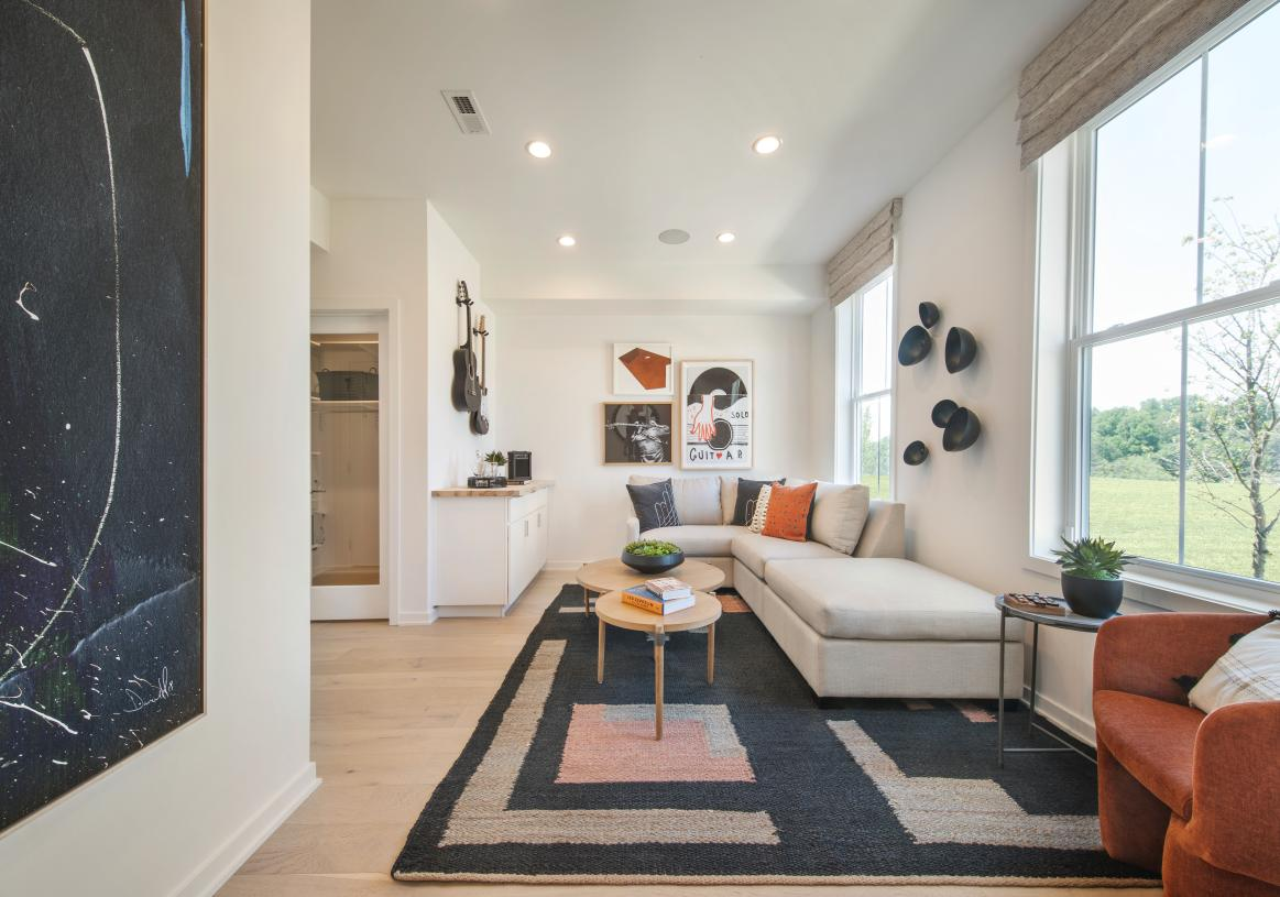 Flexible living spaces to suit your needs