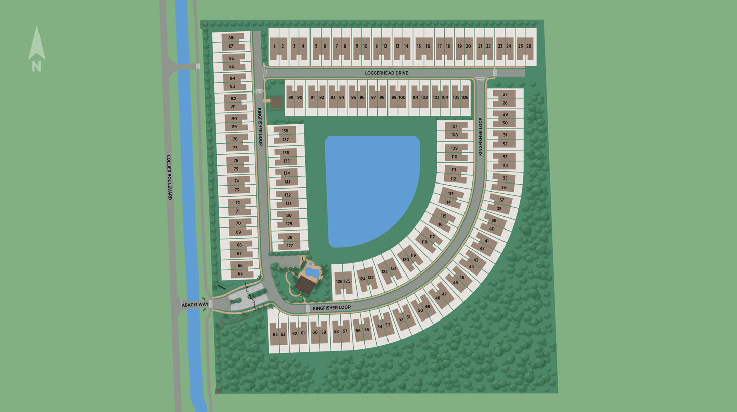 Abaco Pointe Site Plan
