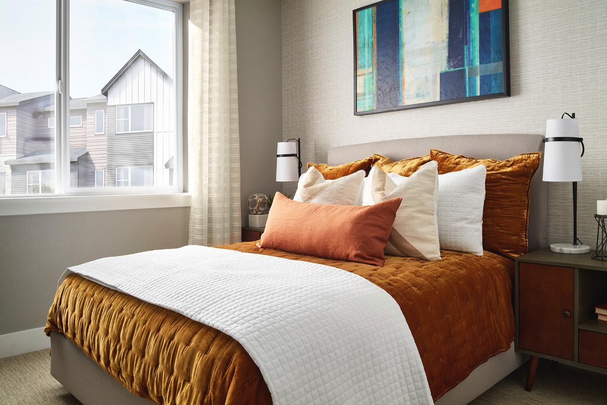 Wellshire secondary bedroom