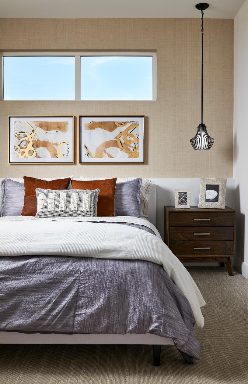 Baker secondary bedroom